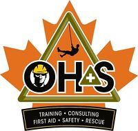 Level 3 Occupational First Aid - January 23rd to February 4th