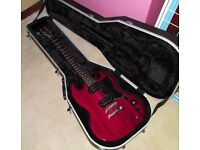 Epiphone SG with Gator case