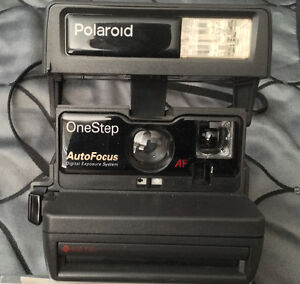 Polaroid One Step 600 Instant Camera Campbell River Comox Valley Area image 1