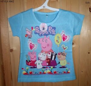 ROBE PEPPA LE COCHON / PEPPA PIG DRESS... West Island Greater Montréal image 4