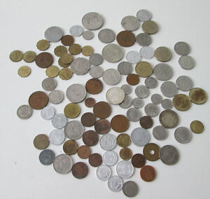 93 COINS FROM OVER 27 COUNTRIES FROM AROUND THE WORLD