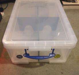 50L Really Useful Box R.U.B. & Animal Divider