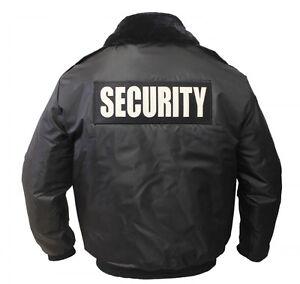 brand new security jacket