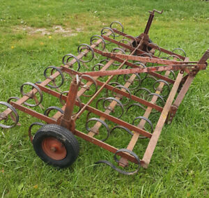 Field Cultivator  - 9ft  with S-Tines