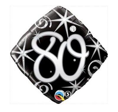 Happy 80th Birthday Balloons (Happy 80th Birthday 18
