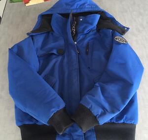 Manteau d'hiver Noize