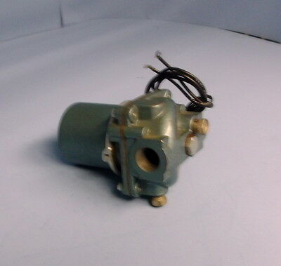Itt General Controls Magnetic Valve K3ab542 120v 60 Cycles 14w Type K3a