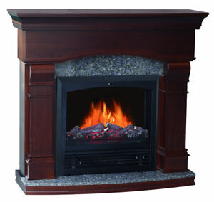 Quality Craft's Electric Fireplace Heater