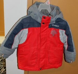 OSHKOSH SIZE 2 BOY'S JACKET $5