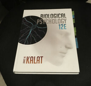 Biological Psychology 12E Text Book - Hardcover