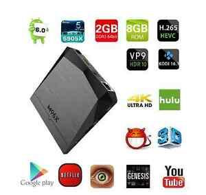 Android 6.0 4K TV BOX