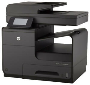 HP Officejet Pro X476dw Wireless Color Inkjet All-In-One Printer
