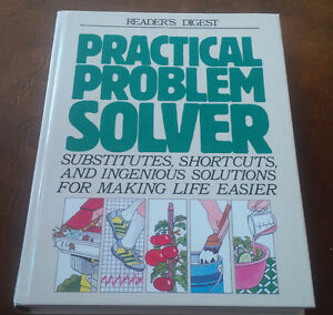 Reader's Digest Practical Problem Solver, 1991 Kitchener / Waterloo Kitchener Area image 1
