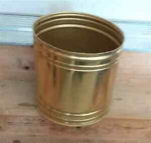 Large Brass Planter Pot Decorative Indoor Outdoor use   London Ontario image 2