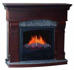 Sylvania Electric Fireplace