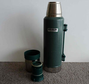 STANLEY quality thermos