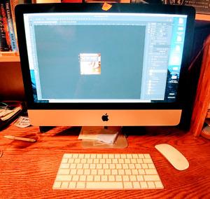 2016 iMac 21.5-inch Desktop Mint Condition