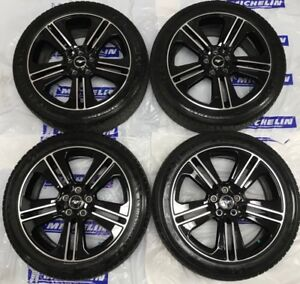 """2014 Ford Mustang GT 19"""" Wheels & Tires & TPMS *BRAND NEW*"""