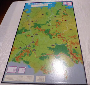 Red Storm Rising Board Game TSR Tom Clancy Kitchener / Waterloo Kitchener Area image 2