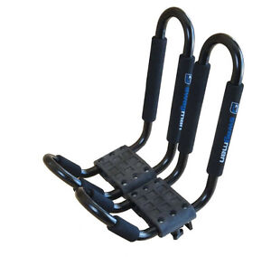 2 pairs. Swagman Kayak Carriers. Lightly used.$100 for both sets