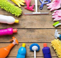 Office Cleaner Business Housekeeping - Disinfect, etc.