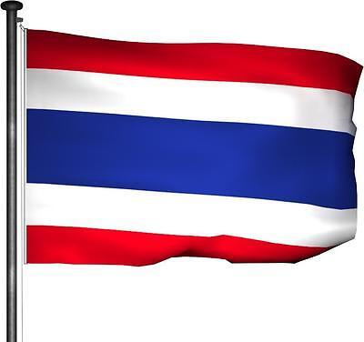 Fahne Thailand - Hissfahne 150x100cm  Premium Qualität