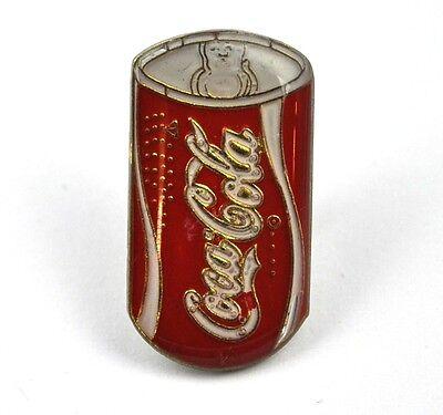 Coca-Cola Coke USA Lapel Pin Button Badge Anstecknadel - Coke Dose Can