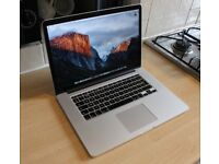 "15"" Retina MacBook Pro, 3.3GHz - i7, 756GB HD, Adobe CS6, Logic, Final Cut, AutoCAD, WARRANTY"