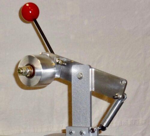 Belt Sander/Grinder Idle and Tracking Wheel Assembly