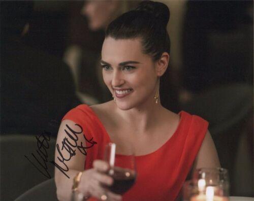 Katie McGrath Supergirl Autographed Signed 8x10 Photo COA #M1