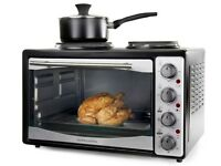 Mini Oven Andrew James 33l Oven and Grill Brand New