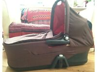 Maxi-Cosi Foldable Carrycot (with adapters)