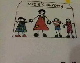 Preschool nursery