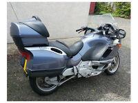 1999 BMW K1200LT Tourer Ready to Tour, PX / Swap Harley Sportster Dyna Big Twin VN2000