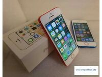 Iphone 5s Unlocked £160 each (Something Different)