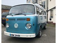 1974 Volkswagen Type 2 Campervan - restored