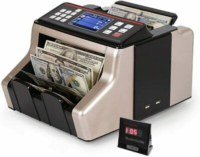 Bill Money Counter Cash Currency Count Counting Automatic Bank Machine Uvmg