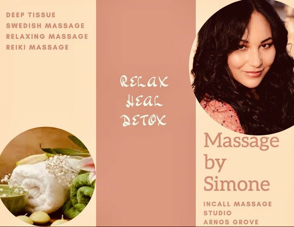 Deep Tissue, Classic Swedish or Hot oil Massage | in ...