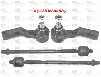 VOLVO C70 II TIE + TRACK ROD END & JOINT Front Left & Right 04On Convertible MK2