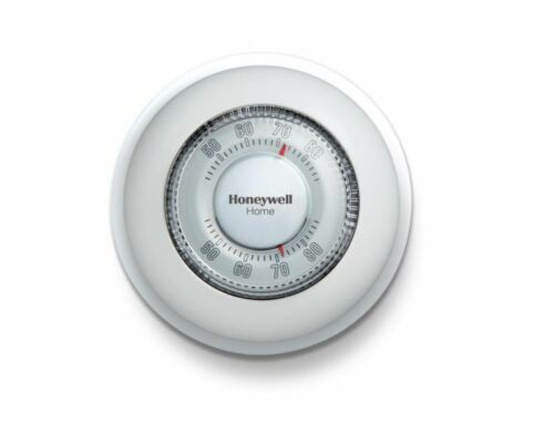 Honeywell CT87K Manual Heat-Only Round Thermostat