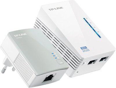 TP-LINK TL-WPA4220KIT AV500-WLAN-Powerline-Extender-KIT