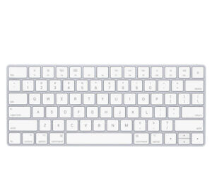 Wireless apple keyboard (2)