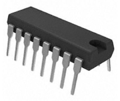 Ad7705 Adc Analog-to-digital Converter 16-bit 2-ch 16-dip Ad7705bn