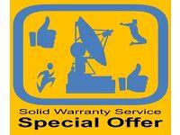 12 Month platinum Warranty Open box, Zgemma, Amiko, VU+, blade,