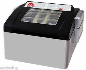 Vac-Tec Pro Compact Chamber Vacuum Packer. 300mm Wide Sealing Bar. Now Only £329