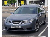 *New Shape* Saab 9-3 (93) 1.9 TiD SportWagon 150 BHP, FSH 1 Owner like Ford Mondeo Vauxhall Insignia