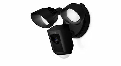 Ring Hardwired Floodlight Cam with Chime Pro