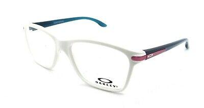 Oakley Youth Rx Eyeglasses Frames OY8010-0449 49-14-122 Cartwheel Polished White