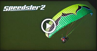 Ozone Speedster 2 Reflex Power Glider for Paramoto