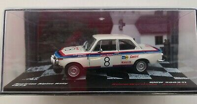 1/43. Bmw 2002 Ti. Rally de los Alpes Austriacos 1973. A. Warmbold-Jean...